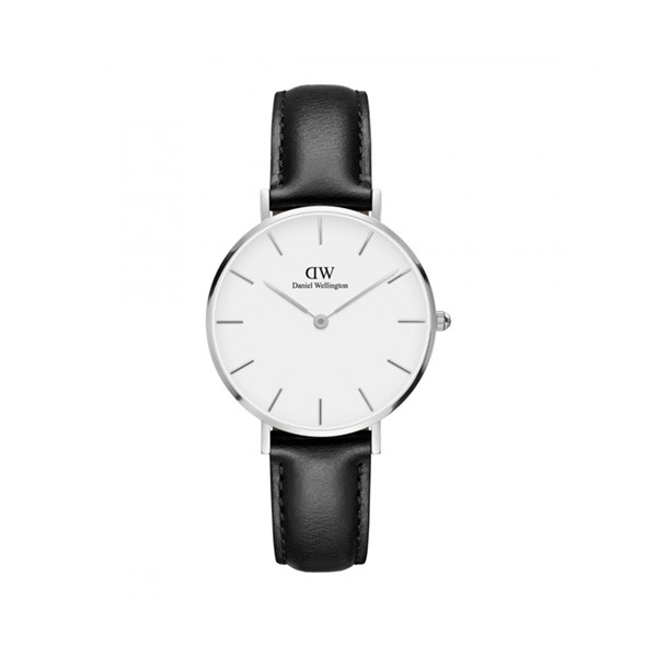 Daniel Wellington Damenuhr Petite Sheffield schwarz