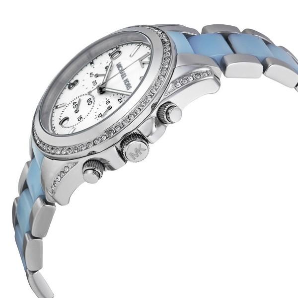 Michael Kors MK6137 Damenuhr Chronograph