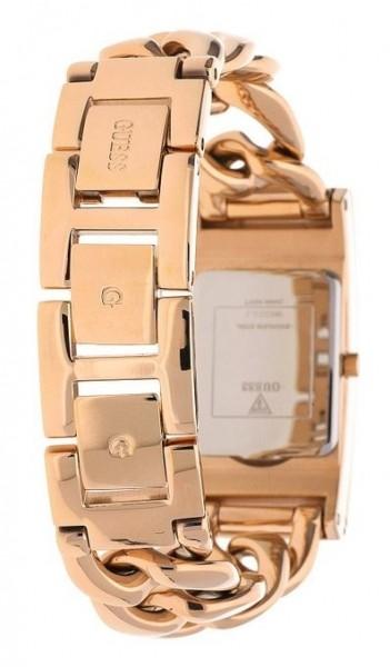 Guess W0321L3 Damen Armbanduhr mit Kettenarmband