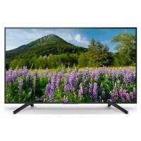 """Smart TV Sony KD55XF7096BAEP 54,6"""" 4K Ultra HD LED WIFI Schwarz"""