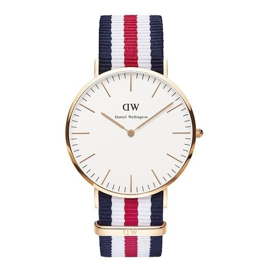 Daniel Wellington Herrenuhr XL Canterbury 0102DW