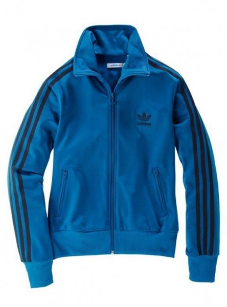 Trainingsjacke, blau von ADIDAS