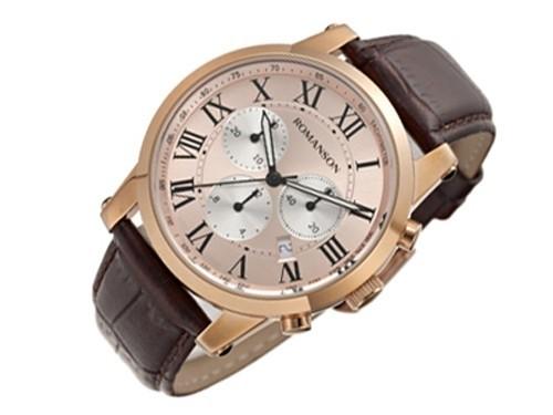 Romanson Sports TL0334HM1RBC5R Herren Chronograph