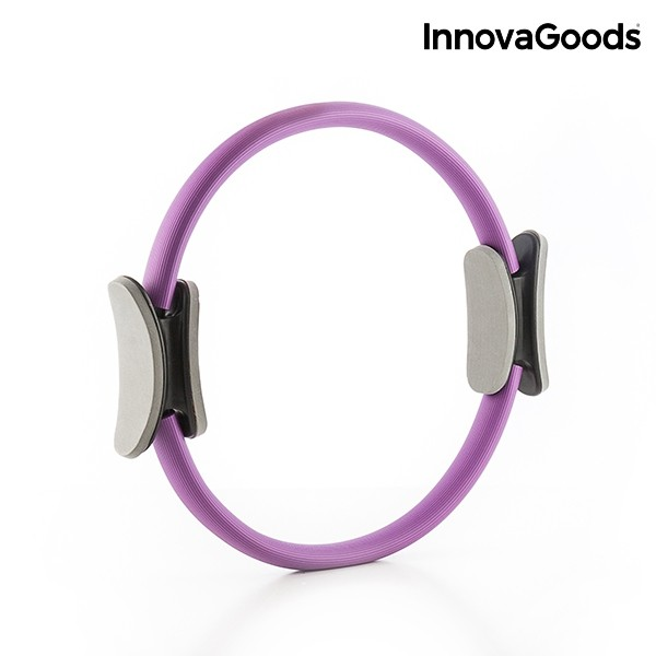 InnovaGoods Pilates Ring Power Widerstand Full Body hin Fitness Circle