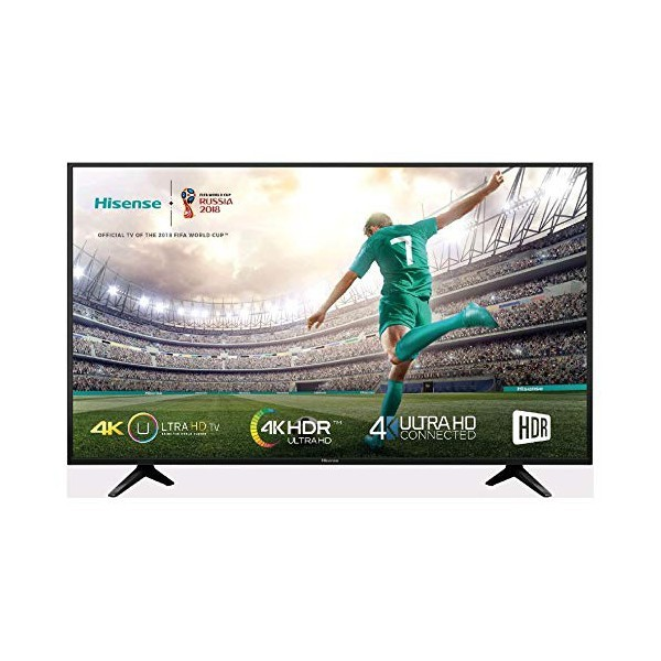 "Smart TV Hisense 50A6140 50"" 4K Ultra HD WIFI HDR"