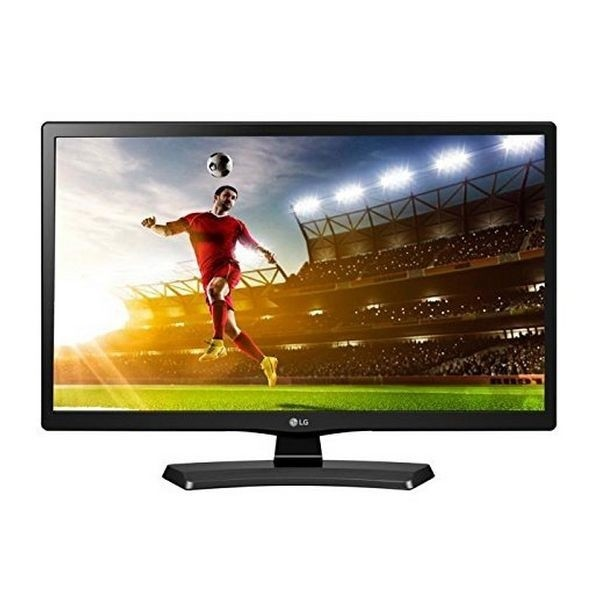 LG 20 MT48DF 20 HD READY TN SCHWARZ TV - MONITOR (1366 X 768 PIXEL, LED, HD, TN, 1366 X 768, 1000: 1