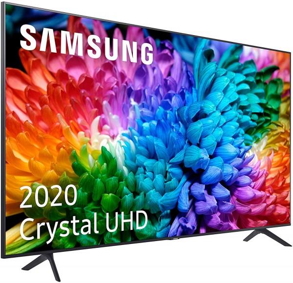 Smart TV Samsung UE43TU7105 43 Zoll 4K Grau