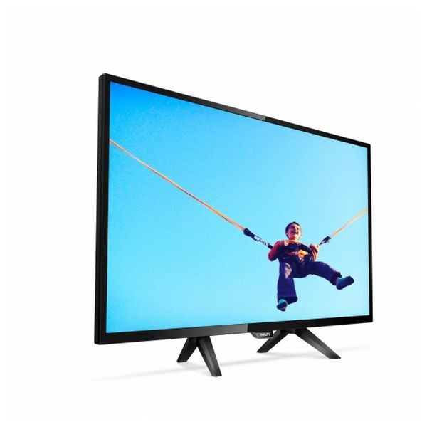 "Smart TV Philips 32PHT5302 32"" LED HD WIFI Schwarz"