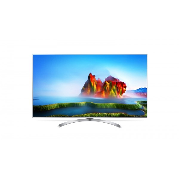 "Smart TV LG 49SJ810V 49"" Super UHD 4K LED HDR Wifi Silber"