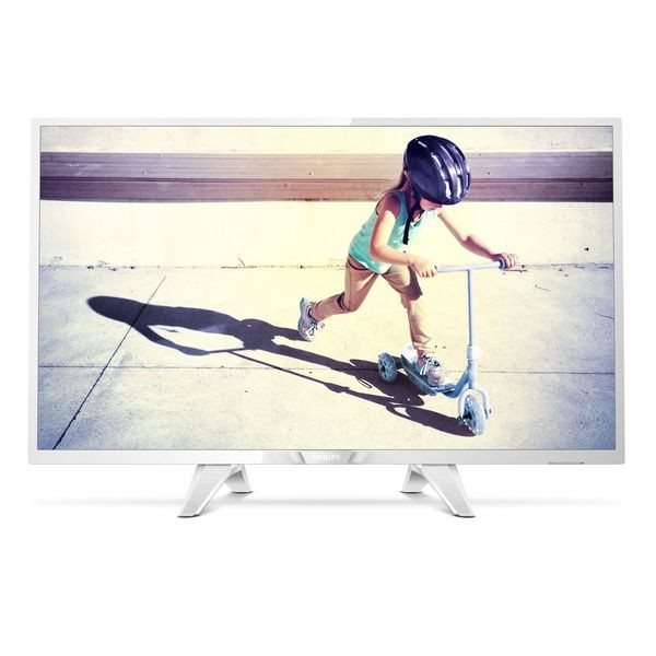 "Fernseher Philips 221275 32"" HD LED Weiss"