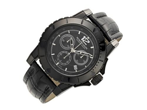 Romanson Sports TL1248HM1BA32W Herren Chronograph