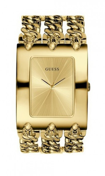 GUESS I10544L1 Damenuhr Farbe Gold