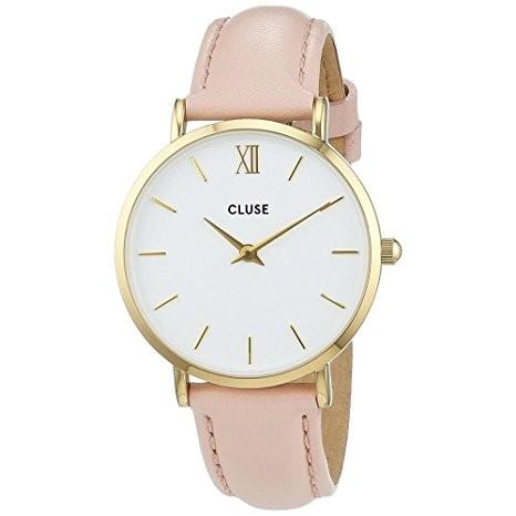 Cluse Damenuhr CL30020 Farbe Rosa & Gold