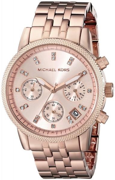 Micheal Kors Damen-Armbanduhr Chronograph MK6077
