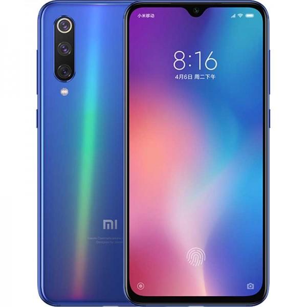 Xiaomi Mi 9 4G 128GB 6GB RAM Dual-SIM ocean blue EU
