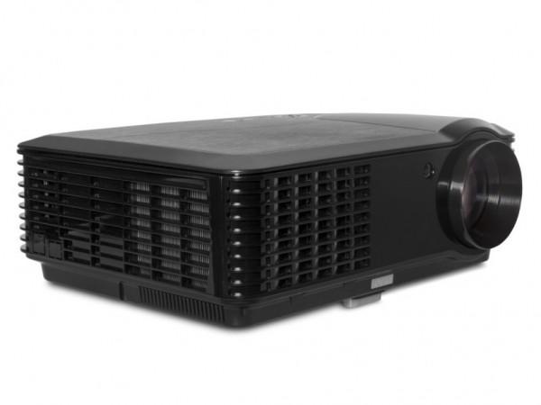 GoClever Cineo Vivid LED HD Beamer 2800 Lumen Projektor 1080p