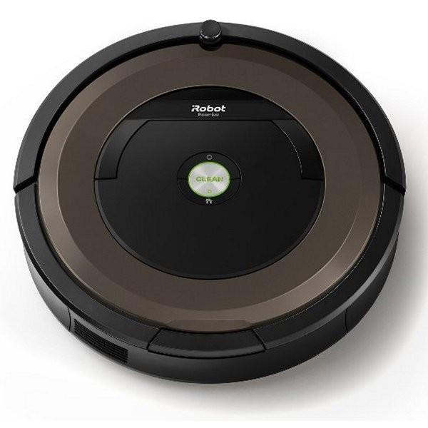 Roboterstaubsauger Roomba 896 iRobot 240V 0,6L 33W Schwarz