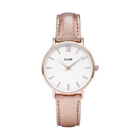 Cluse Damenuhr Minuit CL30038 Farbe Rosegold