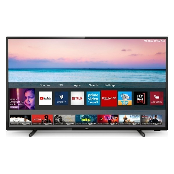 "Smart TV Philips 58PUS6504/12 58"" 4K Ultra HD LED WiFi"