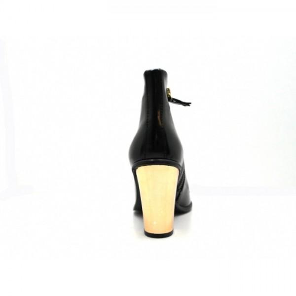American Retro - Chelsea - Boots - Black - Stiefelette