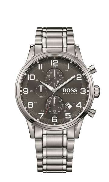 Hugo Boss Herrenuhr Aeroliner 1513181