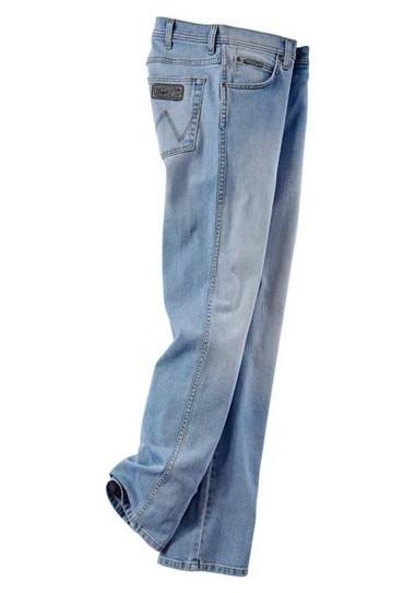 Jeans, hellblau von Wrangler