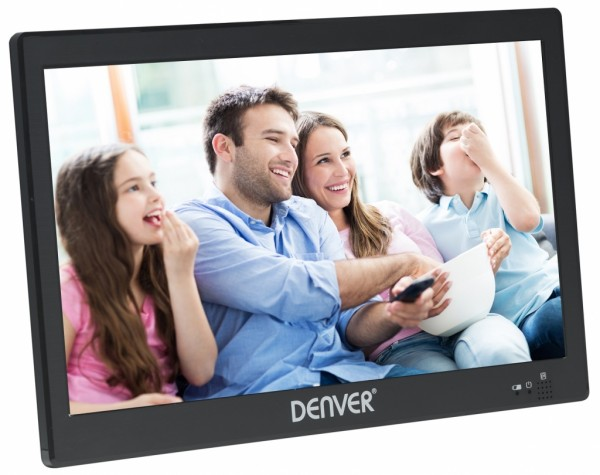 Denver Mini Fernseher 1031 tragbarer 10,1 Zoll