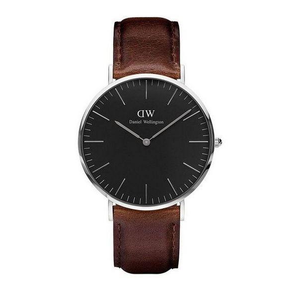 Daniel Wellington DW00100131 Herrenuhr Classic Black Bristol