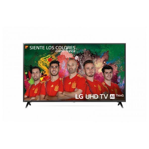 """Fernseher LG 50UK6300PLB 50"""" 4K Ultra HD LED WIFI Schwarz"""