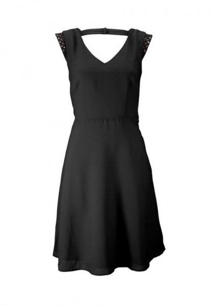 Kleid mit Strass, schwarz von BUFFALO