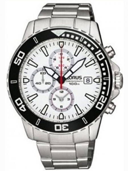 Lorus Herren-Armbanduhr Chronograph RF813CX9