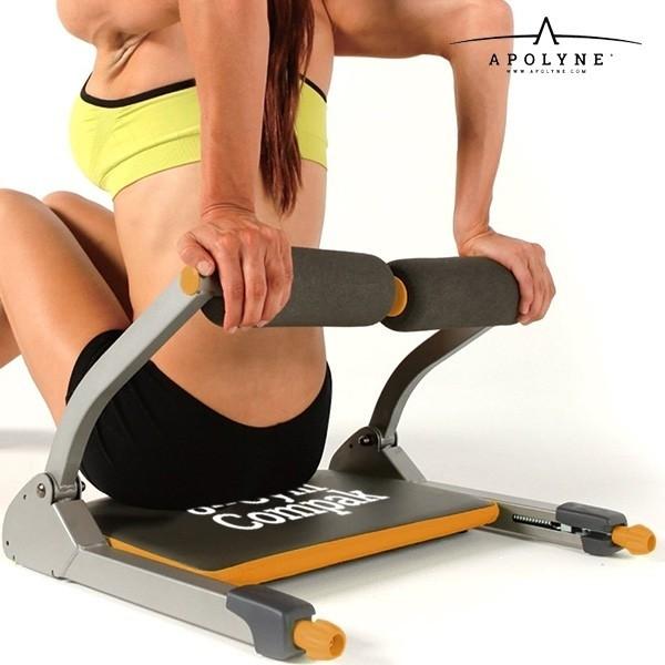 8XGYM Trainingsgerät Fitness Bauchtrainer