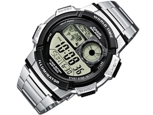 Casio Collection AE-1000WD-1AVEF Herren Chronograph