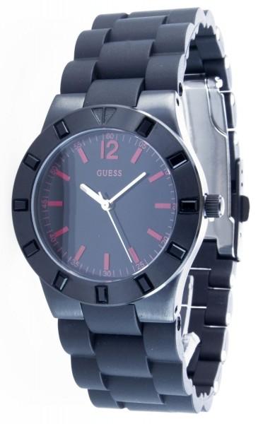 Guess Damen Armbanduhr XS Analog Edelstahl W11602L1