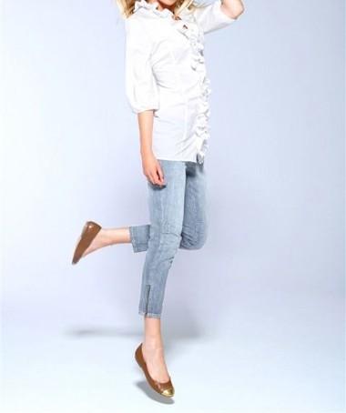 7/8 Jeans, hellblau von APART