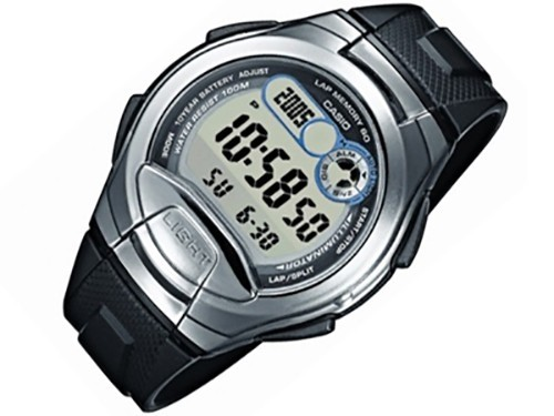 Casio Collection W-752-1AVES Herrenuhr Chronograph
