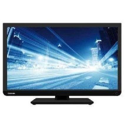 Toshiba 24E1533 61 cm ( (24 Zoll Display),LCD-Fernseher,50 Hz ) [Energieklasse A+]