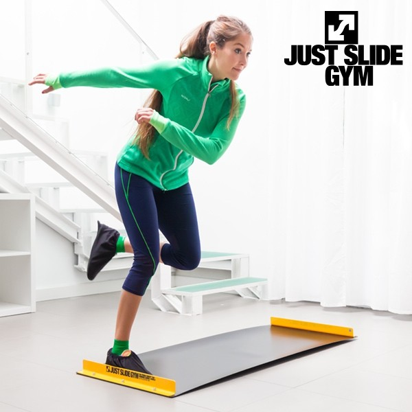 Just Slide Gym Fitness Trainingsmatte