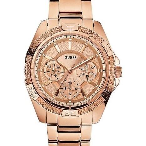 Guess Damen Armbanduhr W0235L3