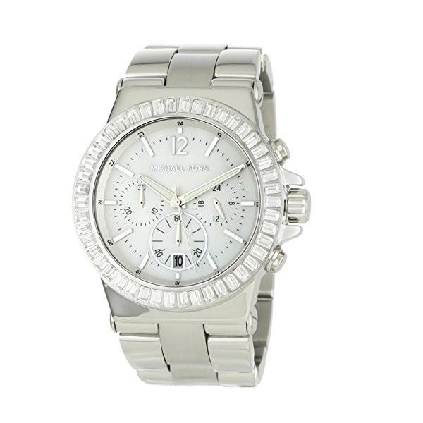 Michael Kors MK5411 Damenuhr Farbe Silber