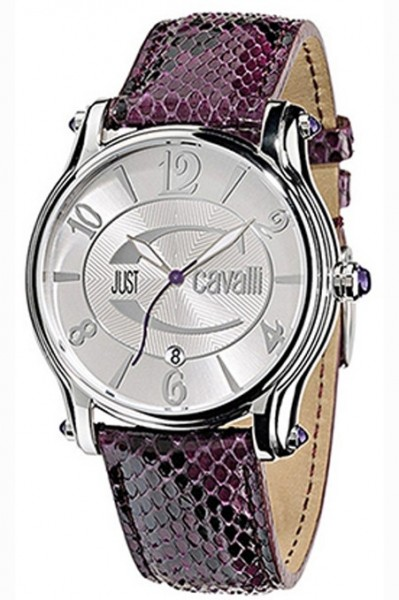 Damenuhr JUST CAVALLI ECLIPSE Silver, R7251168515