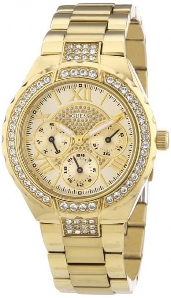 Guess W0111L2 Damen Armbanduhr mit Chronograph