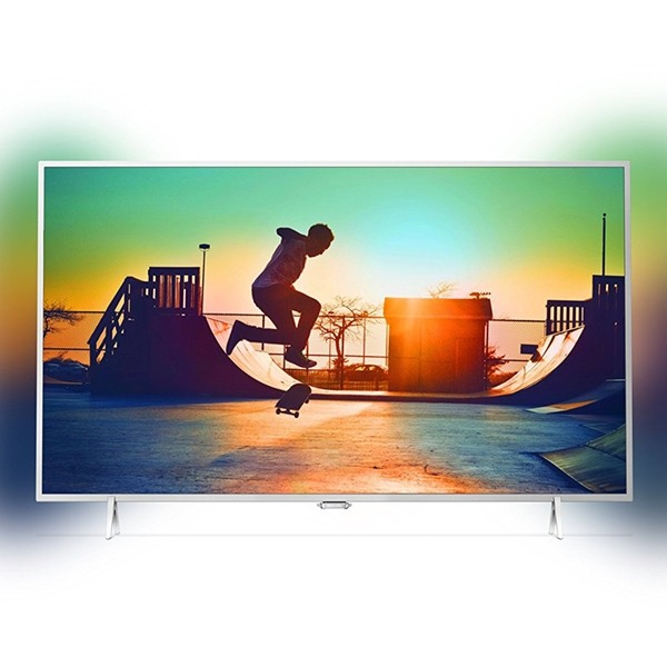 "Smart TV Philips 32PFS6402/12 32"" Full HD LED Ultra Slim Silberfarben"