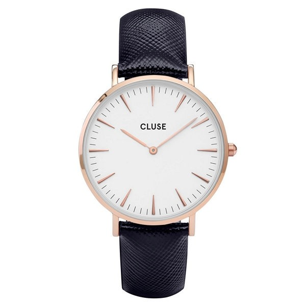 Cluse La Bohème Midnight Blue Damenuhr CL18029