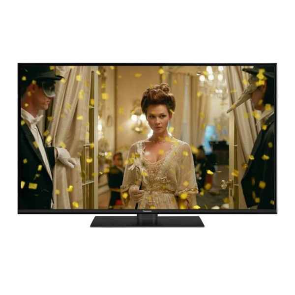 "Smart TV Panasonic Corp. TX55FX550E 55"" 4K Ultra HD LED HDR WIFI Schwarz"
