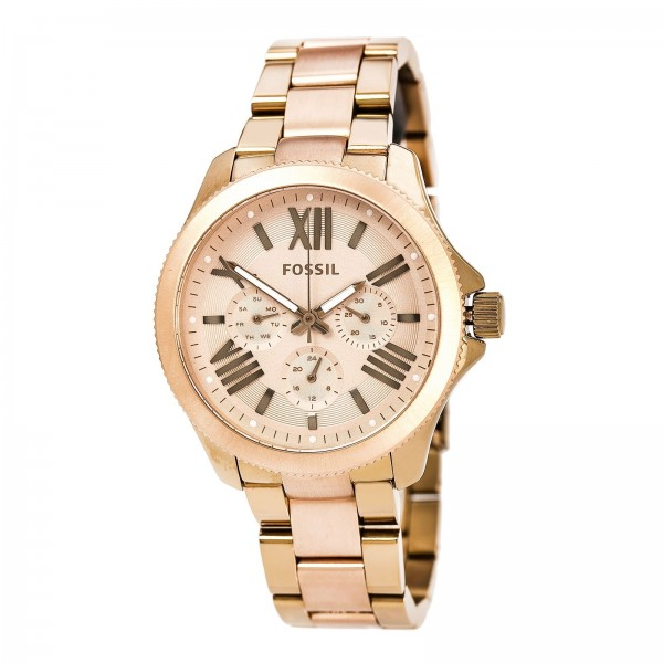 Fossil AM4634 Cecile Multifunction Damen Armbanduhr