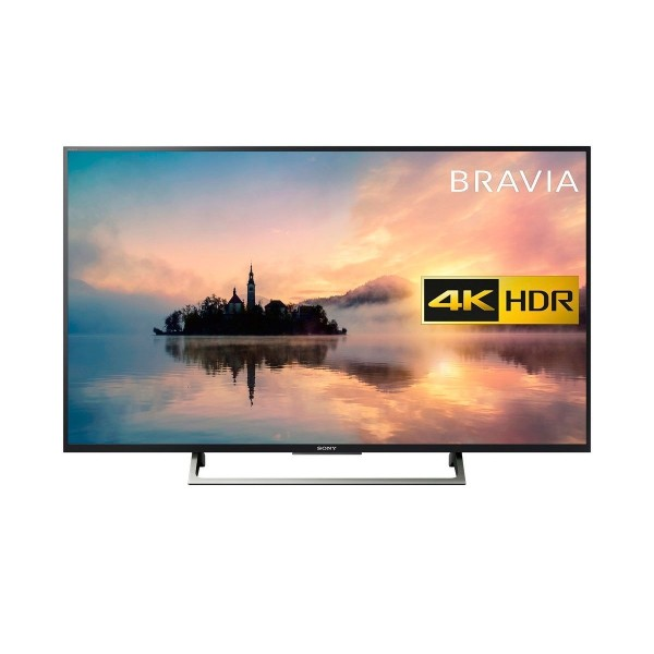 "Smart TV Sony KD49XE7096 49"" Ultra HD 4K LED USB x 3 HDR WIFI"