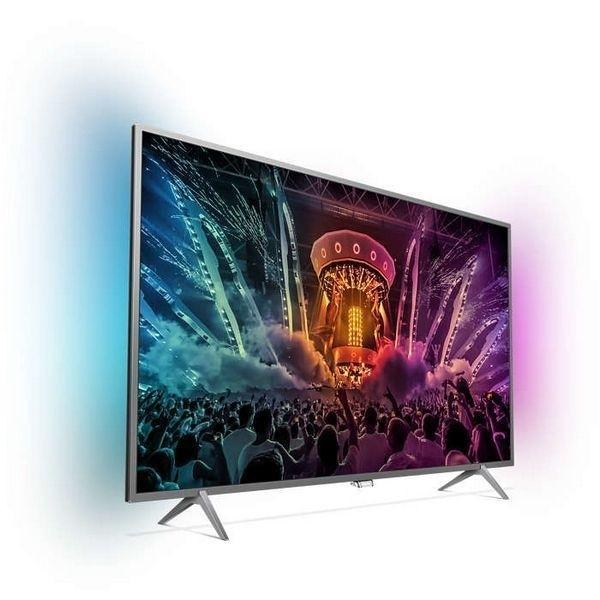 "Smart TV Philips 49PUS6401 Series 6000 49"" LED 4K Ultra HD 8 GB Wifi"