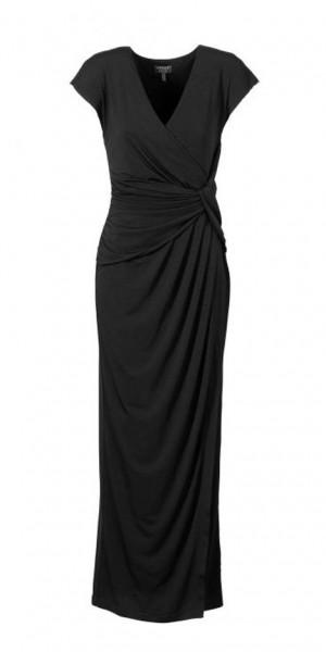 Jerseykleid, schwarz von APART