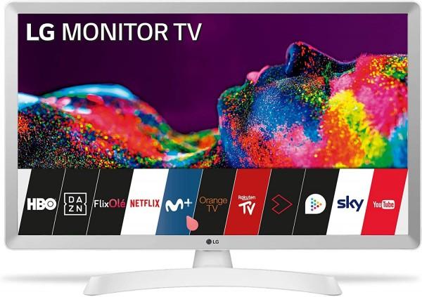 Smart TV LG 28TN515SWZ 28 Zoll HD Ready Weiß